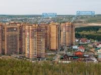 Казань, улица Тыныч, дом 8. многоквартирный дом