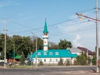 Казань, проезд Оренбургский, дом 193. мечеть Гадель