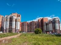Казань, улица Баки Урманче, дом 8. многоквартирный дом