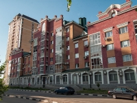 Казань, улица Гарифа Ахунова, дом 6. многоквартирный дом