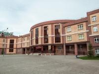 Казань, улица Гарифа Ахунова, дом 10А. школа №35