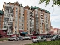 Казань, улица Гарифа Ахунова, дом 16. многоквартирный дом