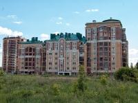 Казань, улица Мидхата Булатова, дом 5. многоквартирный дом