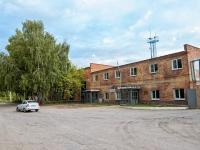Казань, улица Гудованцева, дом 1А. офисное здание