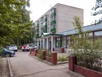 Казань, улица Гудованцева, дом 15. многоквартирный дом