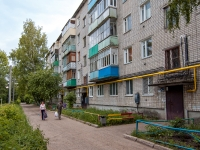 Казань, улица Гудованцева, дом 17. многоквартирный дом