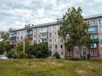 Казань, улица Гудованцева, дом 21. многоквартирный дом