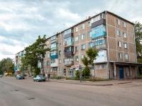 Казань, улица Гудованцева, дом 27. многоквартирный дом