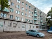 Казань, улица Гудованцева, дом 33. многоквартирный дом