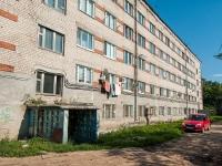Казань, улица Гудованцева, дом 35. общежитие