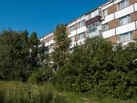 Казань, улица Гудованцева, дом 37. многоквартирный дом