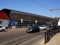 Kazan, Burkhan Shakhidi st, house 26. market