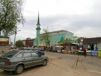 Казань, мечеть Усмановская-Султановская, улица Габдуллы Тукая, дом 14