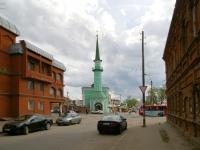 喀山市, 清真寺 Усмановская-Султановская, Gabdulla Tukay st, 房屋 14