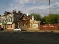 Kazan, Gabdulla Tukay st, house 33. Private house