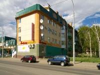 Казань, улица Габдуллы Тукая, дом 57А. многоквартирный дом