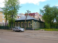Казань, улица Габдуллы Тукая, дом 69. индивидуальный дом