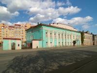 Казань, колледж Казанский медико-фармацевтический колледж, улица Габдуллы Тукая, дом 73Д