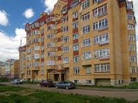 Казань, улица Габдуллы Тукая, дом 75Г. многоквартирный дом