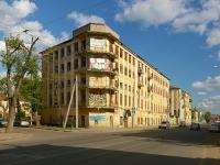 Kazan, Gabdulla Tukay st, house 81. vacant building