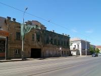 Казань, улица Габдуллы Тукая, дом 84. неиспользуемое здание