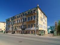 Kazan, Gabdulla Tukay st, house 85. vacant building