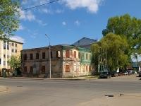 Казань, улица Габдуллы Тукая, дом 89. неиспользуемое здание
