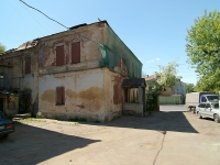 Kazan, Gabdulla Tukay st, house 89. vacant building