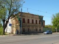 Kazan, Gabdulla Tukay st, house 94. vacant building