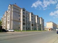 Казань, улица Габдуллы Тукая, дом 106. многоквартирный дом