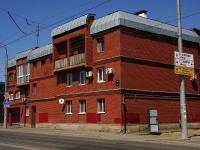 Kazan, Gabdulla Tukay st, house 9. Apartment house