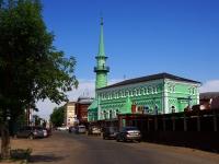 neighbour house: st. Gabdulla Tukay, house 14. mosque Усмановская-Султановская