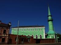 Kazan, mosque Усмановская-Султановская, Gabdulla Tukay st, house 14