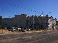 Kazan, Gabdulla Tukay st, house 31. cafe / pub
