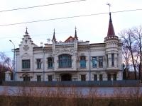 喀山市, 博物馆 Литературный музей Габдуллы Тукая, Gabdulla Tukay st, 房屋 74