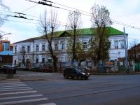 Kazan, mosque Галеевская, Gabdulla Tukay st, house 40