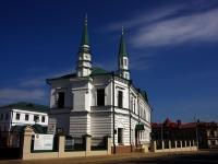Казань, улица Габдуллы Тукая, дом 40. мечеть Галеевская
