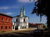 Казань, мечеть Галеевская, улица Габдуллы Тукая, дом 40