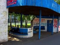 Казань, улица Татарстан. неиспользуемое здание
