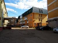 Kazan, Gabdulla Tukay st, house 57. multi-purpose building
