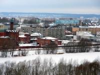 Kazan, Gabdulla Tukay st, house 106. Apartment house