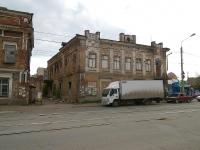Kazan, Gabdulla Tukay st, vacant building