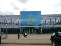 Kazan, shopping center ЦУМ, Moskovskaya st, house 2