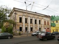 Казань, улица Московская, дом 28. неиспользуемое здание