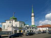 """喀山市, 清真寺 сенного базара-""""Нурулла"""", Moskovskaya st, 房屋 74"""