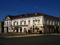 neighbour house: st. Moskovskaya, house 34. office building