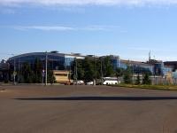 соседний дом: ул. Московская, дом 1. дворец спорта