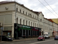 neighbour house: st. Moskovskaya, house 13А. multi-purpose building