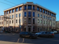 Kazan, Moskovskaya st, house 24. vacant building
