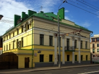 neighbour house: st. Moskovskaya, house 26. office building